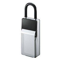 サンワサプライ SL-75 セキュリティ鍵収納ボックス(2段階開閉式)