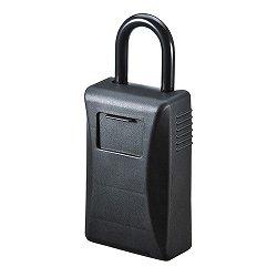 サンワサプライ SL-76 セキュリティ鍵収納ボックス(シャッター付き)
