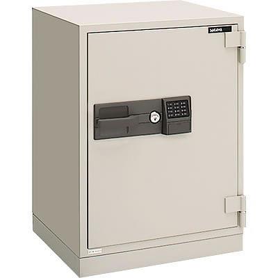 サガワ PC90T 耐火金庫 テンキー式