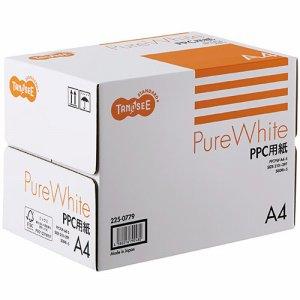 PPCPW-A4-5 PPC用紙 PURE WHITE A4 汎用品