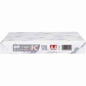 AEFC128-B4 αエコペーパー タイプFC B4 特厚口 128G 200枚 汎用品