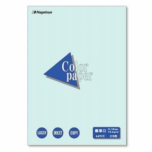 Nagatoya ナ-3510 COLOR PAPER A4 最厚口 水