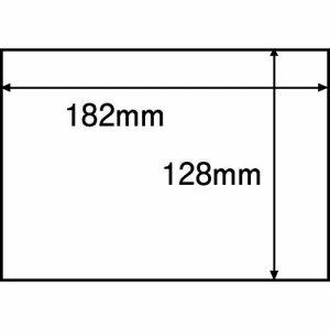 RYB6T 領収書用紙 B6 汎用品