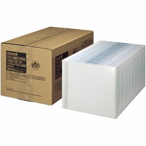 MAXELL DRD120WPC.S1P50S 録画用DVD-R 120分 1-16倍速 ホワイトワイドプリンタブル 5mmスリムケース