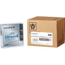 FUJIFILM LTO FB UL-4 TSX5 LTO ULTRIUM4 データカートリッジ 800GB /1.6TB