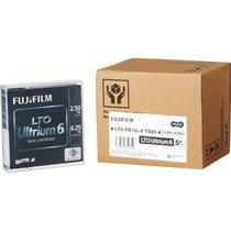 FUJIFILM LTO FB UL-6 TSX5 LTO ULTRIUM6 データカートリッジ 2.5TB /6.25TB