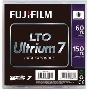 FUJIFILM LTO FB UL-7 TSX5 LTO ULTRIUM7 データカートリッジ 6.0TB /15TB