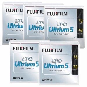 FUJIFILM LTO FB UL-5 OREDPX5Y LTO ULTRIUM5 データカートリッジ バーコードラベル横型付 1.5TB