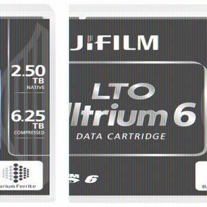 FUJIFILM LTO FB UL-6 OREDPX5Y データカートリッジ バーコードラベル(横型)付 2.5TB