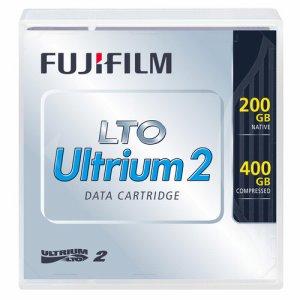 FUJIFILM LTO FB UL-2 200G J LTO ULTRIUM2 データカートリッジ 200GB