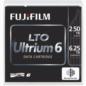 FUJIFILM LTO FB UL-6 2.5T J LTO ULTRIUM6 データカートリッジ 2.5TB