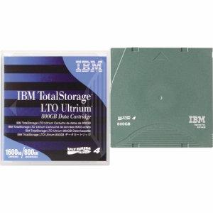 IBM 95P4436 LTO ULTRIUM4 データカートリッジ 800GB /1.6TB
