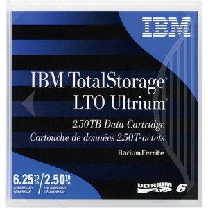 IBM 00V7590 LTO ULTRIUM6 データカートリッジ 2.5TB /6.25TB