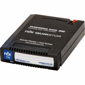 タンベルグデータ 8586 RDX QUIKSTOR カートリッジ 1TB