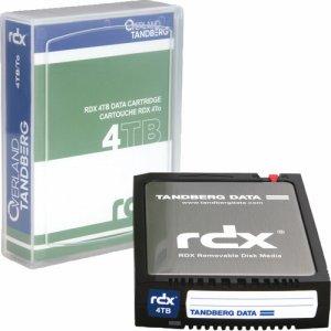 タンベルグデータ 8824 RDX QUIKSTOR カートリッジ 4TB