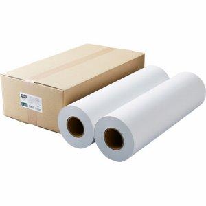 REFM64-594 PPC・LEDプロッタ用普通紙 A1 3インチ紙管 素巻き 汎用品