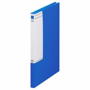 KINGJIM 1162 図面ファイルGP A2 2ツ折 背幅27mm ボード表紙(青)