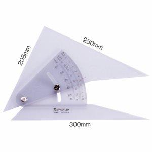 ステッドラー 964 51-10 マルス 勾配三角定規 25CM
