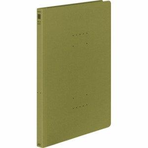 コクヨ フ-NE10DG フラットファイル(NEOS) A4タテ 150枚収容 背幅18mm オリーブグリーン 10冊セット