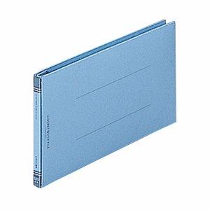 LIHIT F-580-9 ユーノビクイックファイル 5×11ヨコ 1200枚収容 背幅13〜133mm 青