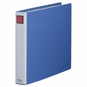 KINGJIM 2493EAアオ スーパードッチファイルイージー B4ヨコ 300枚収容 30mmトジ 背幅46mm 青