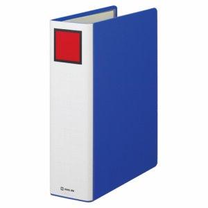 KINGJIM 1477アオ スーパードッチファイル A4タテ 700枚収容 70mmトジ 背幅86mm 青
