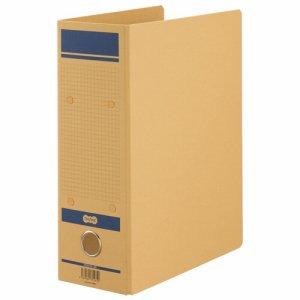 HFNA4S-8B 保存用ファイルN片開き A4タテ青 1セット12冊 汎用品