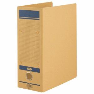 HFNA4S-10B 保存用ファイルN片開き A4タテ 青 1セット12冊 汎用品