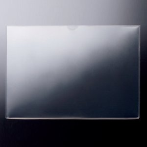 TSCCO-A5 ソフトカードケース A5 1セット20枚 汎用品