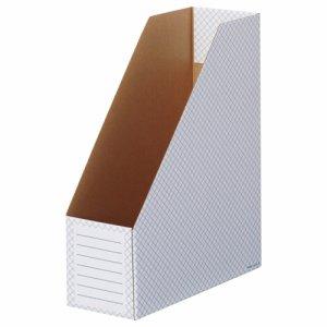 TWBF-A4S-B ホワイトボックスファイル A4タテ 背幅100mm ブルー 10冊パック 汎用品