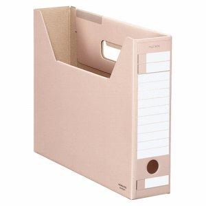 コクヨ A4-SFD-P ファイルボックス-FS(Dタイプ) A4ヨコ 背幅75mm ピンク