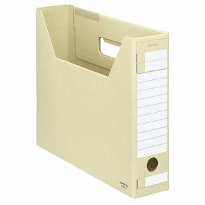 コクヨ A4-SFD-Y ファイルボックス-FS(Dタイプ) A4ヨコ 背幅75mm 黄