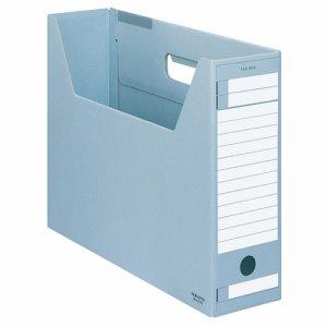 コクヨ B4-LFD-B ファイルボックス-FS(Dタイプ) B4ヨコ 背幅102mm 青