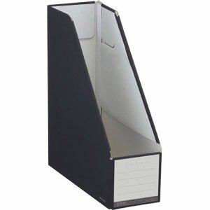 コクヨ フ-NEL450D ファイルボックス(NEOS) スタンドタイプ A4タテ 背幅102mm ブラック