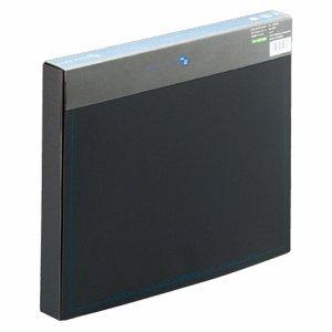 PLUS FL-132CEブル- ケースファイル 再生PP A4 背幅35mm ブラック(背見出し色ブルー)
