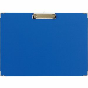 TYB-A3S 用箋挟 A3ヨコ ブルー 汎用品