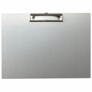 ACB-A4S アルミクリップボード A4ヨコ 汎用品