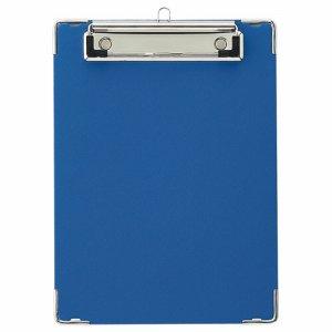 TYB-A5E 用箋挟 A5タテ型 ブルー 1セット20枚 汎用品