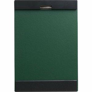 KINGJIM 5085ミト クリップボード マグフラップ A4タテ 緑