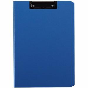 OCF-A4E-BL クリップファイル A4タテ ブルー 汎用品