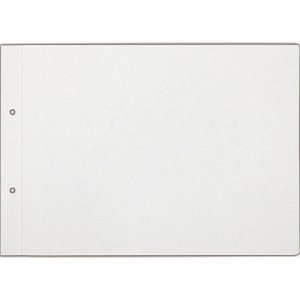 TITA-A4E50 板目表紙 A4ヨコ 2穴 業務用パック 1パック(50組100枚) 汎用品