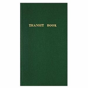 コクヨ セ-Y2 測量野帳 トランシット 上質紙 40枚 緑