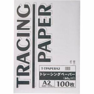 T-TPAPERA2 トレーシングペーパー60G A2 汎用品