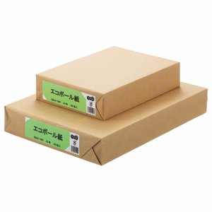 EBA4-100P エコボール紙 A4 450G/M2 汎用品