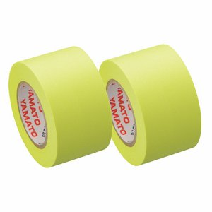 ヤマト WR-25H-LE メモック ロールテープ つめかえ用 25mm幅 レモン