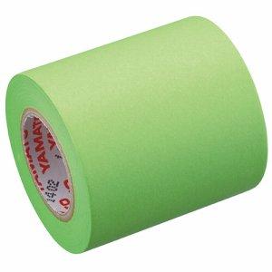 ヤマト RK-50H-LI メモック ロールテープ 蛍光紙 詰替用 50mm幅 ライム