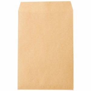 ピース 792-80 R40再生紙クラフト封筒 角20 85G /M2 業務用パック