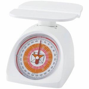 タニタ 1403WH レタースケール 500G ホワイト