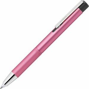 ゼブラ P-BA95-P ライト付き油性ボールペン ライトライト 0.7mm 黒 (軸色:ピンク)
