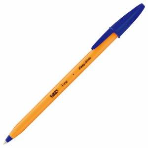BIC ORGF12EGBLU 油性ボールペン ビックオレンジ 0.7mm 青